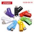 Smare XC OTG USB Flash Drive 64 ГБ 32 ГБ 16 ГБ 8 ГБ Ручка Drive Смартфон флэш-Накопитель USB 2.0 Flash Drive для смартфонов