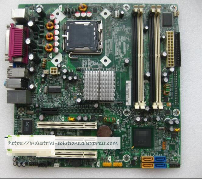 motherboard for DX2700 2708 963 435316-001 433195-001 System Board fully 100% working Desktop tested server system motherboard for dl320g5p ml310g5 450120 001 454510 001 original 95