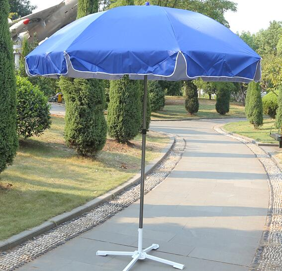 215cm diameter Outdoor Tent Umbrella Auminum Alloy Folding Umbrella Summer Portable Beach Umbrella With Base bluerise modern outdoor umbrella garden patio sunshade 6 bones folding advertising beach garden tent umbrella villa garden