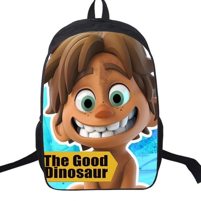 49df6459fe690 16 بوصة الاطفال على ظهره جيدة ديناصور الحقائب المدرسية حقيبة 3D الكرتون  العظام الأطفال الحقائب المدرسية للأولاد Mochila هدية