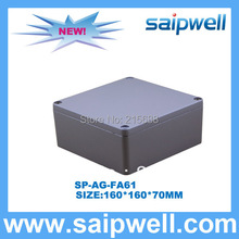 2015 Hot Sale  Aluminum Junction Box 160*160*70mm IP67 SP-AG-FA61