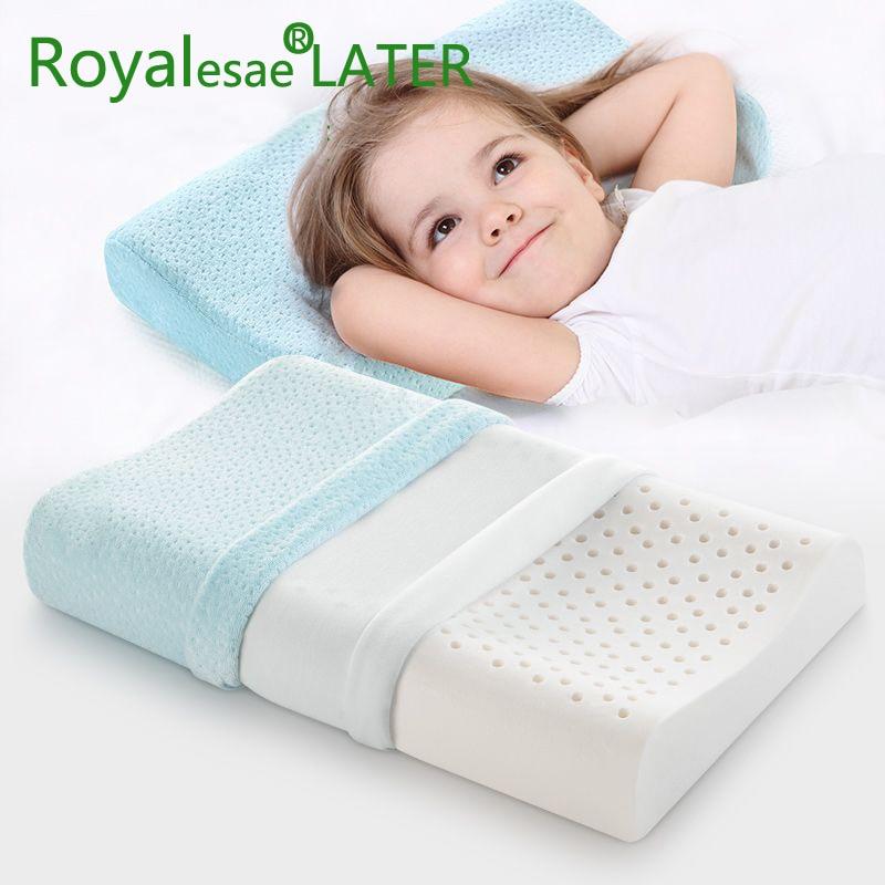 New Royal Brand Thailand Natural Latex Baby Pillow