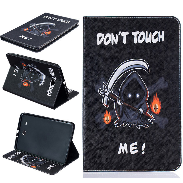 New Stand Tablet pc Leather Case Cover For Samsung Galaxy Tab E T560 T561 T565 9.6 Tablet Flip cover case