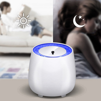 Electric Mosquito Killer Lamp Anti Mosquito Trap LED Night Light Pest Repeller LBShipping