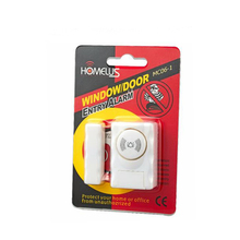 Home Security Burglar Alarm,Wireless Window/Door Sensor Alarm Anti-theft Burglar Entry Independent Alarm