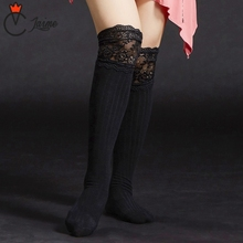 lace foot cover 1 Pair Belly Dance Accessories Professional Socks Foot thong Accessory Women Protector Lace Socking