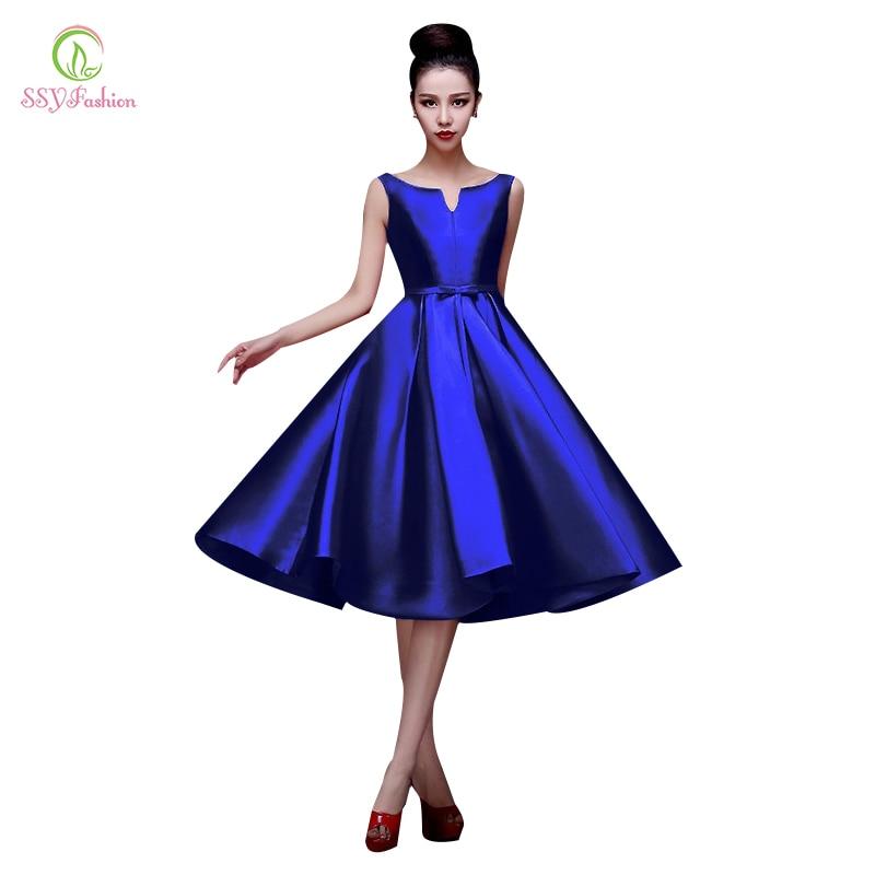 buy wholesale evening dress 2016 bridal luxury satin a line plus size formal. Black Bedroom Furniture Sets. Home Design Ideas