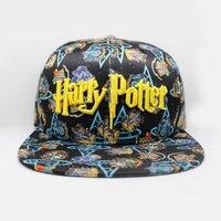 Harry Potter Gryffindor Baseball Cap New Fashion Men Women Cosplay Cartoon Hats Letter Hip Hop Caps Casual Outdoor Snapback Hat