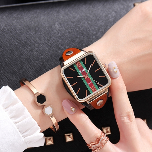 Brand Luxury Women Bracelet Watches relogio feminino Fashion Women Dress Wristwa