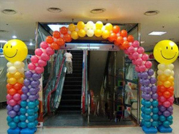 Balloon arch Plastic pole Wedding decorations Birthday party