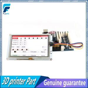 Image 3 - Contrôleur décran tactile de couleur intégré, 5 pouces, pour DuetWifi, duo 2 Ethernet, pièces dimprimante 3D, 5 pouces