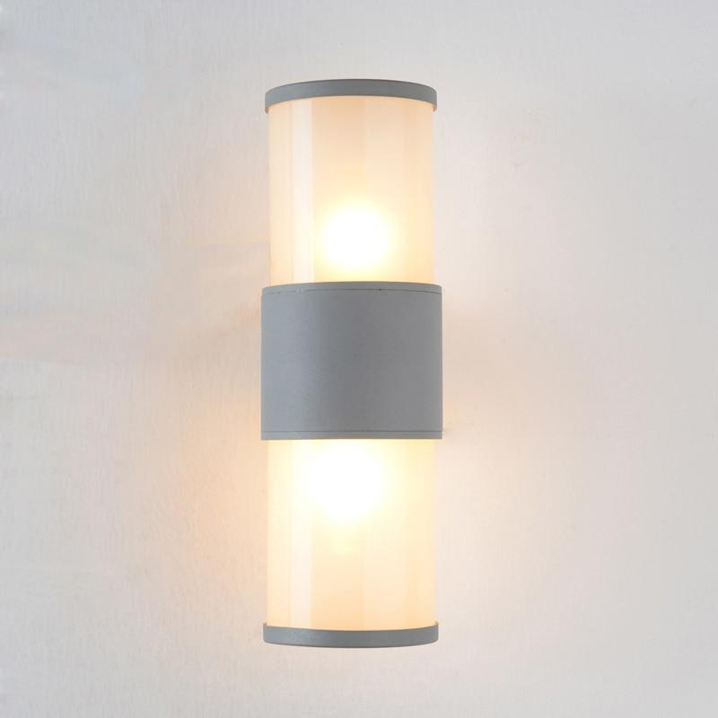 Aliexpress.com : Buy Modern outdoor wall light Waterproof IP54 Porch Aluminum wall lamp for ...