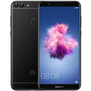 Image 5 - Huawei ciesz się 7S Huawei P smart 4GB 64GB Kirin 659 Android 8.0 5.65 calowy ekran 13.0 tylna kamera id odcisku palca inteligentny telefon