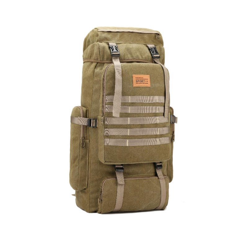 HTB1jm8tauT2gK0jSZFvq6xnFXXai - Quality Outdoor Sport Molle 3P Bag 75L Waterproof Climbing Hiking Military Tactical Backpack Bag Camping Mountaineering