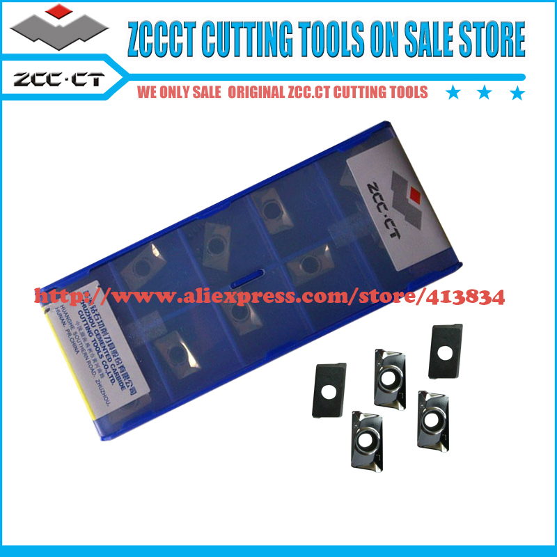 Free Shipping 50pcs/lot APKT160408-LH YD101 APKT 160408-LH APKT160408 ZCC.CT Cemented Carbide Milling Tool Insert  For Aluminum  цены