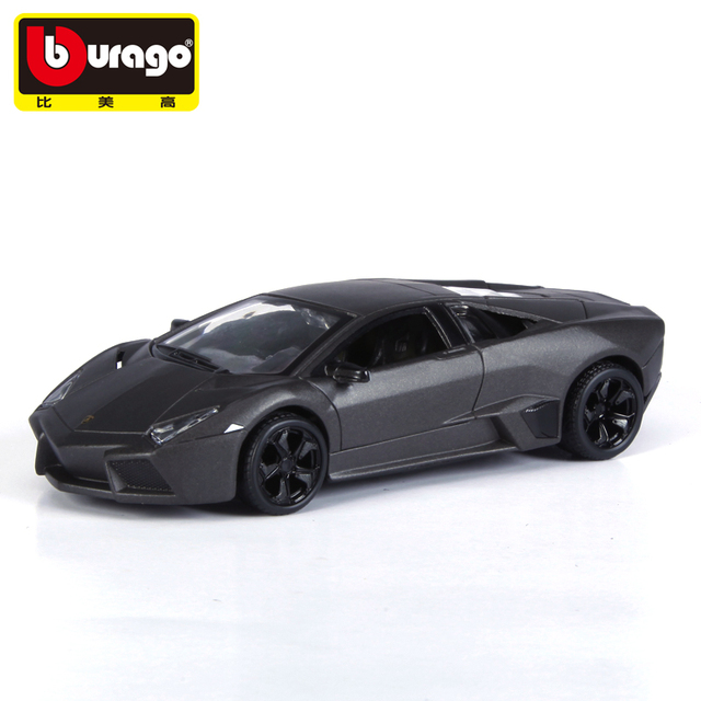 Brand New Burago 1/32 Scale Car Model Toys Italy L-amb0rghini Reventon Diecast Metal Car Toy For Gift/Collection/Children