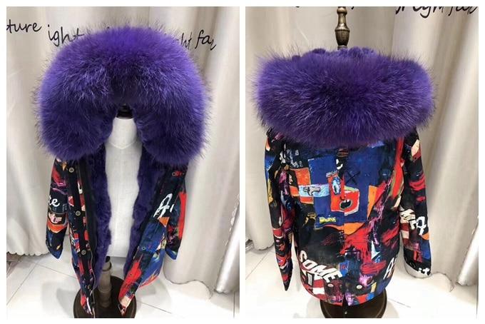 child winter real fur parkas coat (14)
