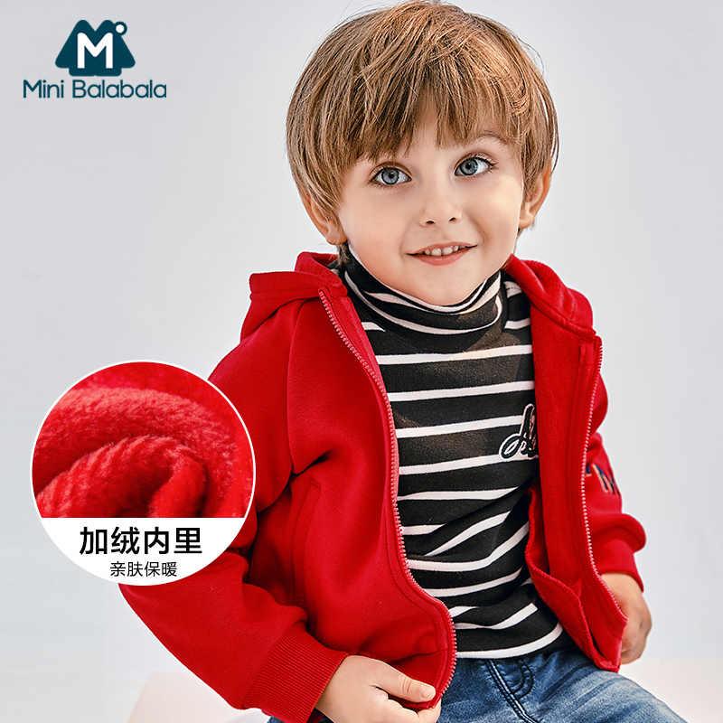 Зима 2019 года, лидер продаж, куртка для новорожденных мальчиков и девочек, кардиган с капюшоном для мальчиков и девочек, хлопковое пальто с рисунком кролика для мальчиков и девочек