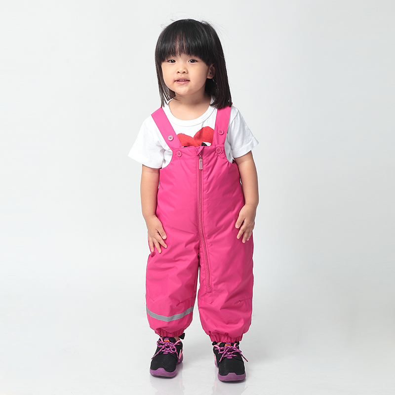 Infant winter Overall Casual Moomin Muumi 2015 New Rose cotton filling pants Broadcloth Solid Loose baby girls Warm pants broadcloth xxxl 3006