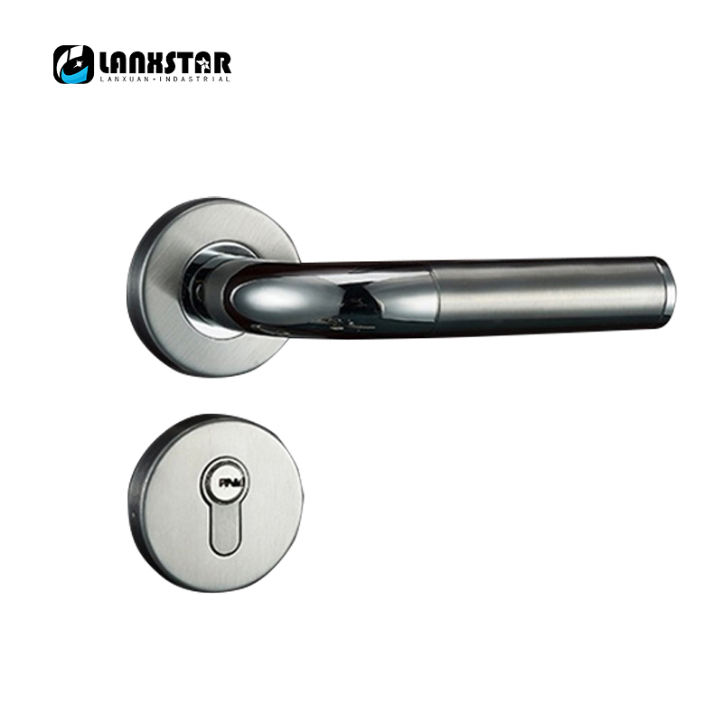 Long Term Supply Stainless Steel Lock Multi Standard Fashionable Style Interior Door-lock Consultation Home Split-locks