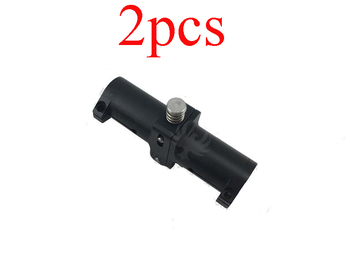 Yuenhoang 2PCS Aluminum Alloy D18 Folding Arm 18mm Self-locking Anti-virtual Spring Folded Kit Connection Clamp for Plant Drone