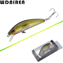 1pcs 7cm 10g Fishing laser Hard Bait Luminous VIB with Lead Inside Ice Sea Fishing Tackle Diving Swivel Jig Wobbler Lure WD-463