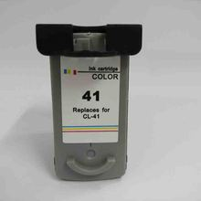 Compatible Ink Cartridge for Canon CL 41 CL41 for canon PIXMA iP1200 iP1300 iP1600 iP1700 iP1800 iP2200 iP2400 MX300 MX310 MP160