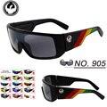 2017 Óculos De Sol Para Homens Óculos De Motocross de Moda Ao Ar Livre Do Esporte Dos Homens Óculos De Sol Da Marca Designer Lentes Oculos de sol Masculino