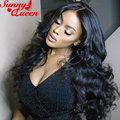 Pre plucked 360 Lace Frontal Closure With Bundle 8A Brazilian Virgin Hair With Frontal Closures 360 Frontal With 2Pcs Bundles