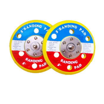 цена на Pneumatic Air Sanding Polishing Buffing Burnishing Grinding Lapping Pads Disc Wheel Disk Sander Machine Accessory Tool Part