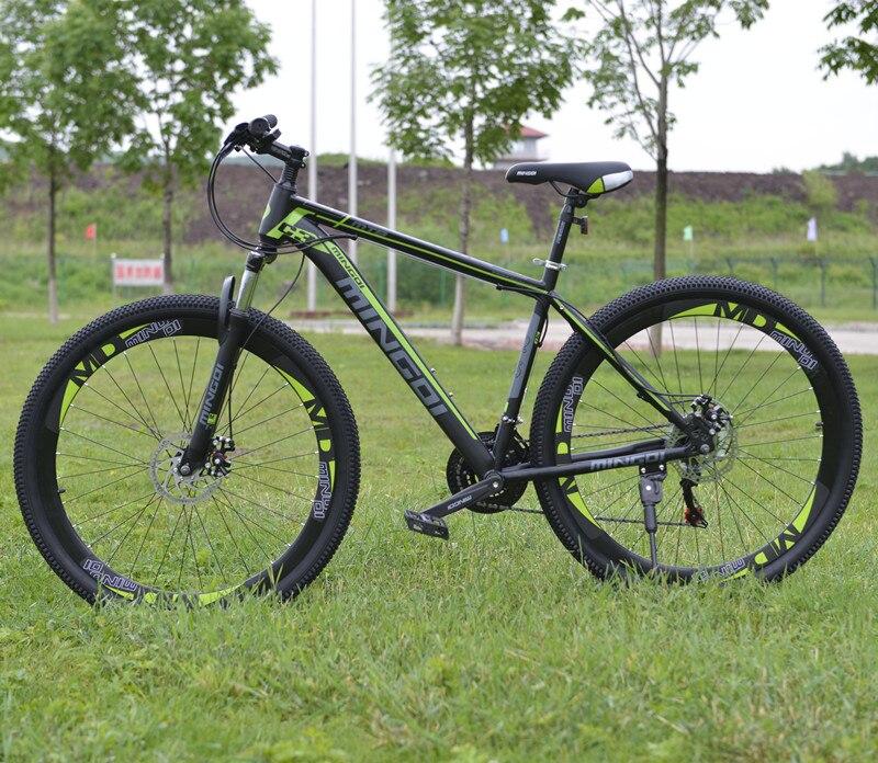 Горный Велосипед Алюминия горный велосипед 24 с переменной скоростью велосипеда 29 * 2.25 горных велосипедов SHIMANO-Турнир TX Передачи велосипед