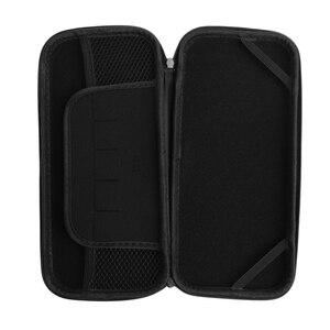Image 4 - 1 adet EVA sert kabuk taşıma çantası koruyucu saklama çantası Nintendo anahtarı konsolu için