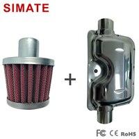 Silencer Muffler Stainless Steel Air Diesel Parking Heater For Auto Truck Car Exhaust Portable Silver Exhaust Silencer Muffer