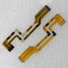 2 шт. ЖК-дисплей петли поворота вала гибкий кабель для sony DCR-HC17E HC19E HC21E HC22E HC24 HC32E HC33E HC39 HC42 HC43 видео Камера