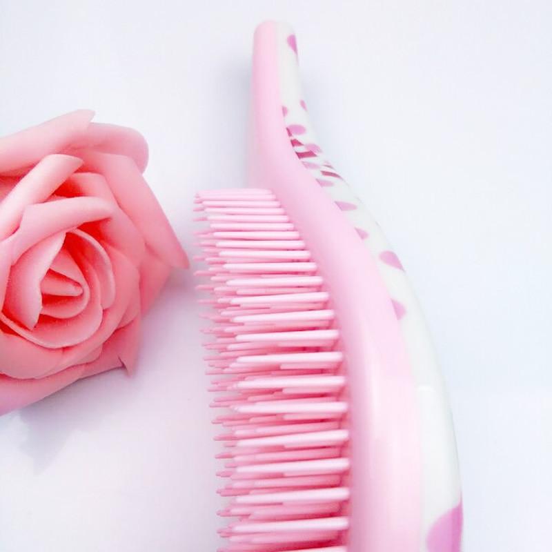 2017 nouvelle mode brosse à cheveux réduire la perte de cheveux - Soin des cheveux et coiffage - Photo 2