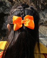 4inch Baby Girl Hair Bows Boutique Hair Bows For Girls Baby Hair Accessories 401B K