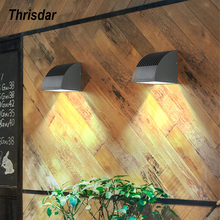 Thrisdar waterproof LED wall lamp exterior aisle corridor porch villa garden balcony
