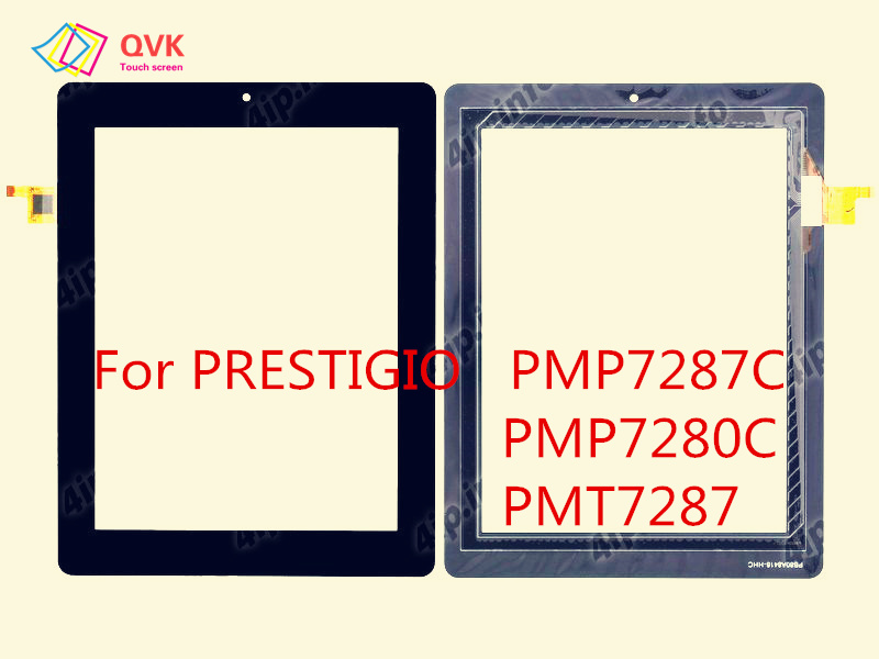 8 Inch For Prestigio Multipad 7287C 7280C 5487 5887 5587 5588 7380D 7880 Capacitive Touch Screen Panel Repair Replacement