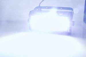 Image 5 - חם למכור מתח גבוה סופר בהיר DMX שליטה קולית 16 LED הסטרובוסקופ 400W Strobe מנורת מסיבת דיסקו DJ בר אור strobe אורות