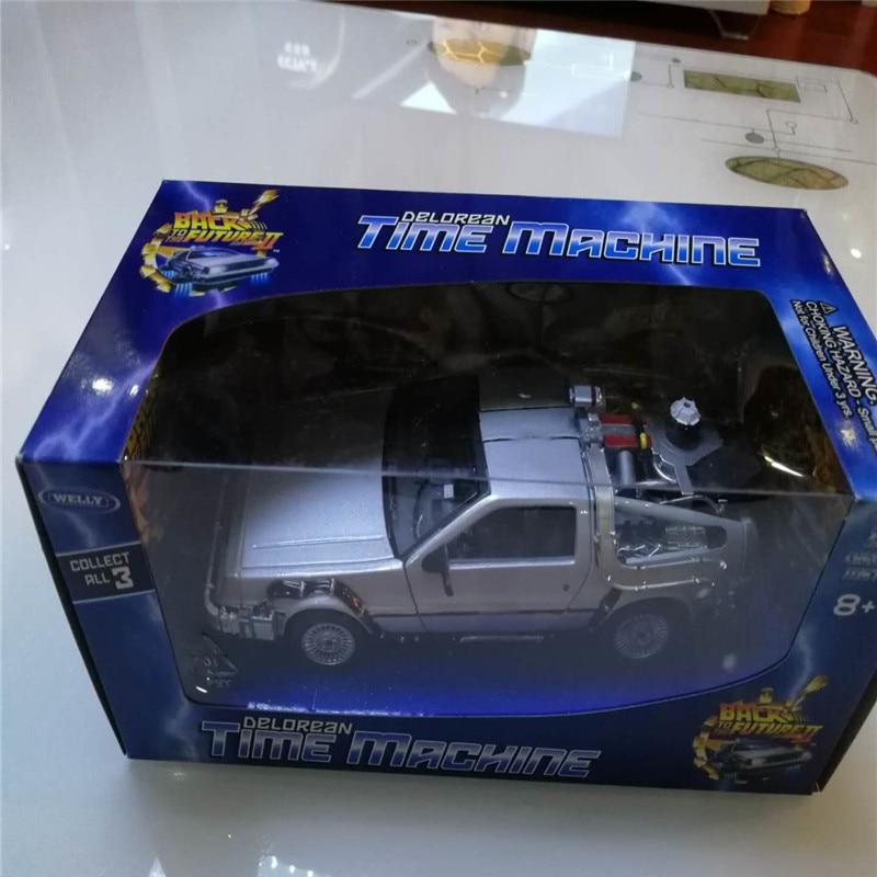 WELLY 1:24 Diecast Κλίμακα Μοντέλο Αυτοκίνητο - Οχήματα παιχνιδιών - Φωτογραφία 5