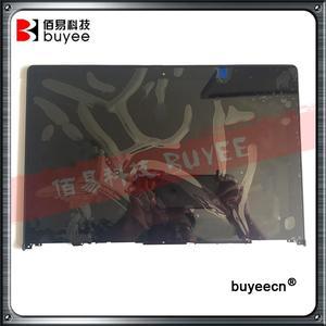 Image 1 - Оригинальный Новый сенсорный дигитайзер 13,3 дюйма для Lenovo Yoga 2 13 LP133WF2 SPA1, ЖК экран в сборе с рамкой 1920*1080, замена
