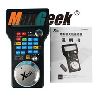 XHC CNC Router Handle Engraving Machine MPG Handwheel Remote Controller for NCStudio Card