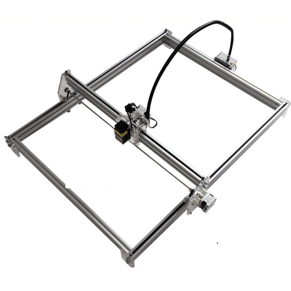 15w Laser Engraver Working Area 35*50cm ,For Toy Laser Cutting Machine 15000mw Diy Laser Engraving Machine Mark On Metal