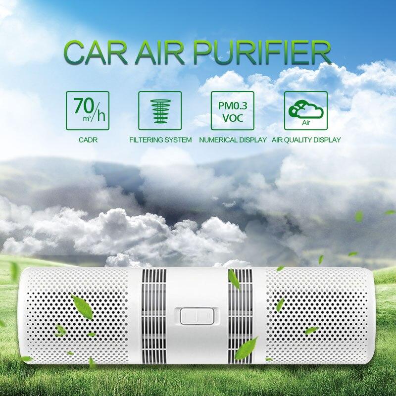 Очиститель воздуха автомобиля умный очиститель воздуха освежитель воздуха автомобиля очиститель воздуха прочный здоровье