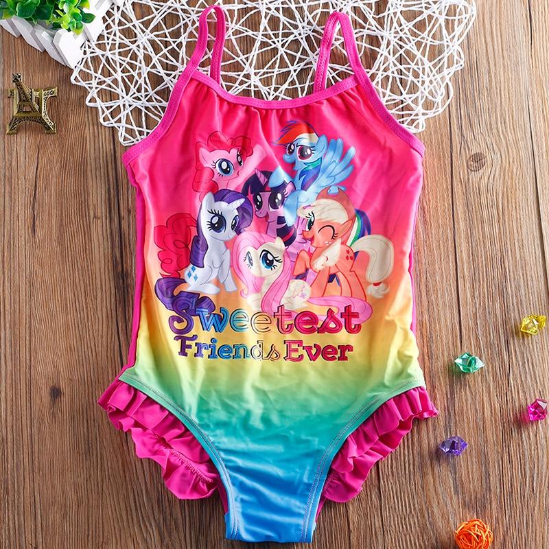 6M-12Y Toddler Kids Girl Boy Swimsuit UV50 Swimwear Bather Swimmer Surfing Swim