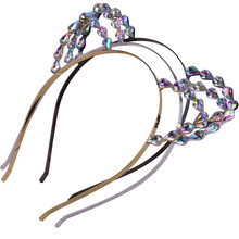 Cat Ears Crown Tiara Headband