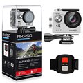 AKASO 4 K Action camera Originele EK7000 Remote Ultra HD 4 K WiFi 1080 P 60fps Sport Waterdichte pro Camera