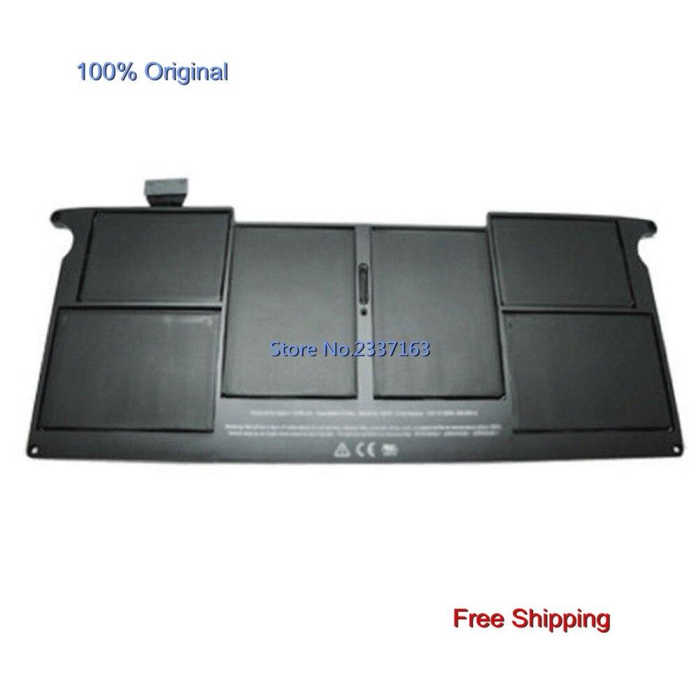 IECWANX 100% new Laptop Battery A1375 (3.75V 35Wh) for Apple Macbook Air 11 A1370 MC505LL/A MC506LL/A MC507LL/A