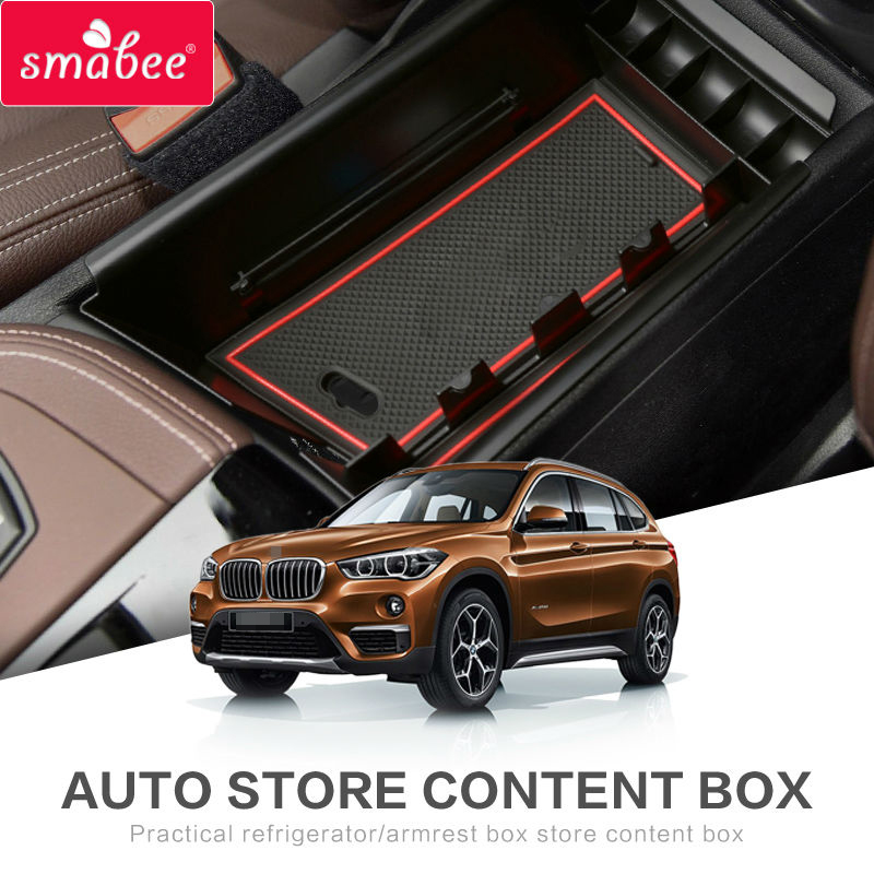 2017 Bmw X1 Camshaft: Smabee For BMW 2017 X1 Car Center Console Tray Armrest Box