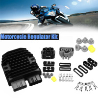 1 Set Motorcycle Voltage Regulator Rectifier Kit for Yamaha Raider YZF R1 2002 2014 New Arrival